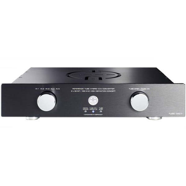 ЦАП (audio dac) Accustic Arts TUBE DAC II MK 2 (HD) black
