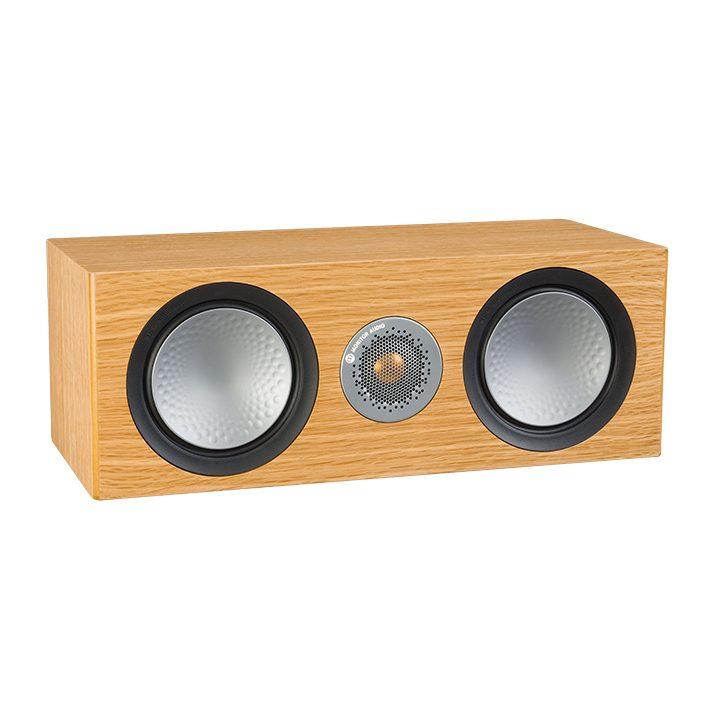 Акустика центрального канала Monitor Audio Silver 6G C150 natural oak акустика центрального канала vandersteen vcc 2 cherry