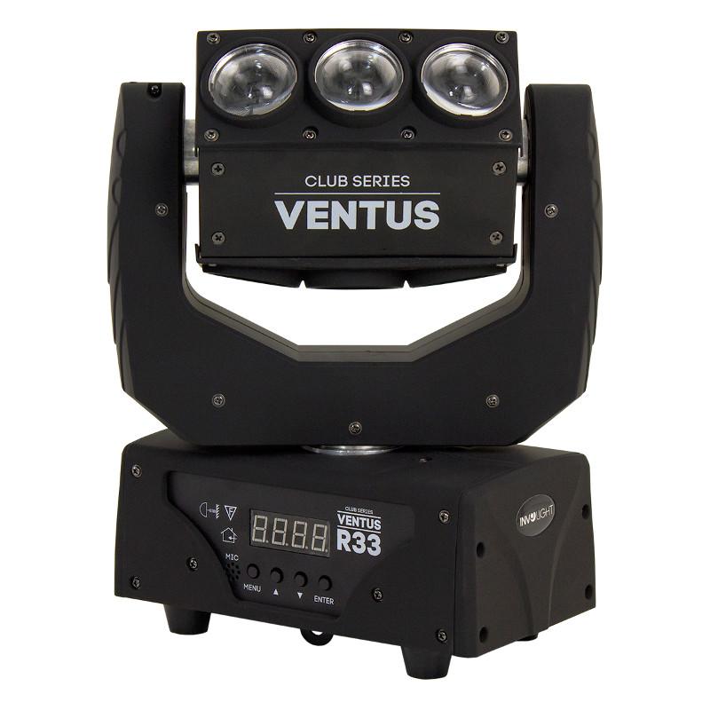 Интеллектуальное световое оборудование Involight, арт: 163311 - Интеллектуальное световое оборудование