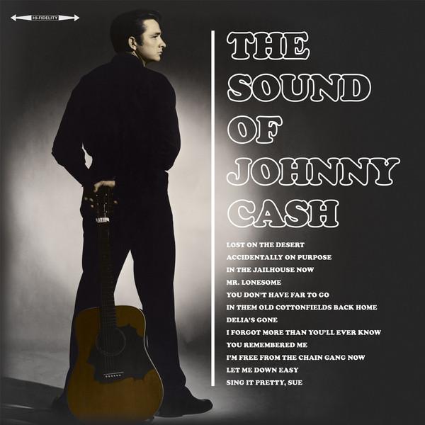 Johnny Cash THE SOUND OF (180 Gram) johnny cash johnny cash the sound of