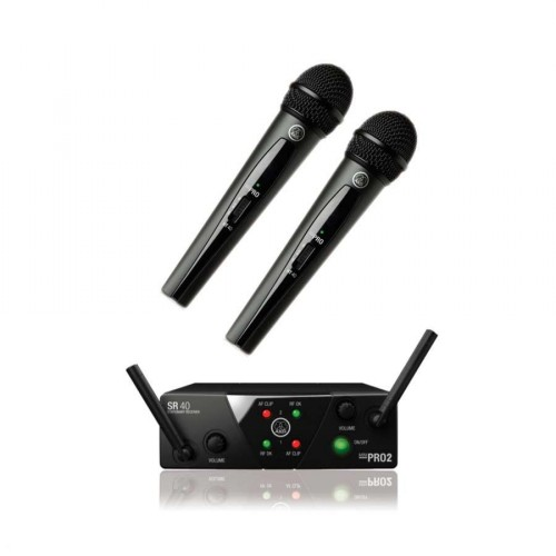 Радиомикрофон AKG WMS40 Mini2 Vocal Set BD ISM2/3
