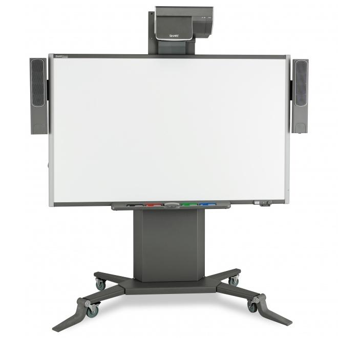 Интерактивные доски Smart Board Мобильная напольная стойка с регулируемой высотой для систем на базе SBM6, SB6, SBX8