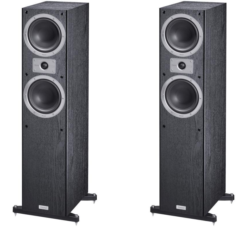 Напольная акустика Magnat Tempus 55 black комплекты акустики magnat tempus 55 33 center 22 black