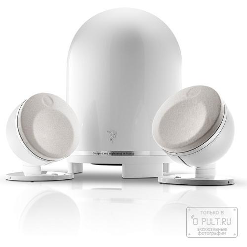 Комплекты акустики Focal Pack Dome 2.1 white