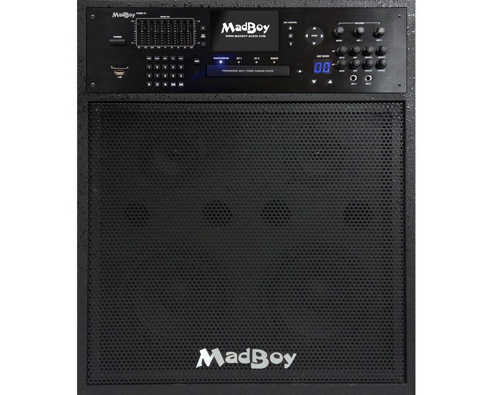Караоке-плееры MadBoy