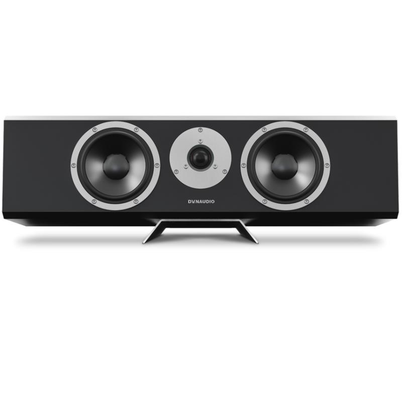 Акустика центрального канала Dynaudio EXCITE X28 satin black колонки