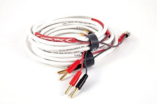 Акустические кабели Black Rhodium OPUS 2.0m banan white