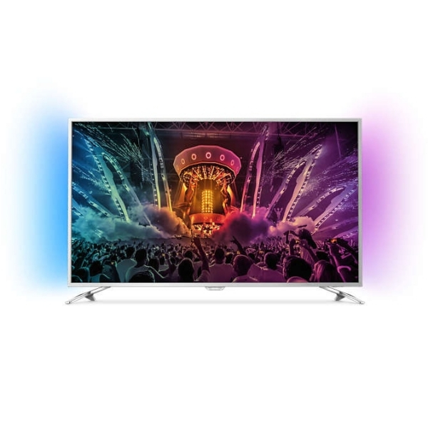 LED телевизоры Philips 49PUS6501/60 телевизор philips 49pus6501 60 uhd smarttv android tv серебристый