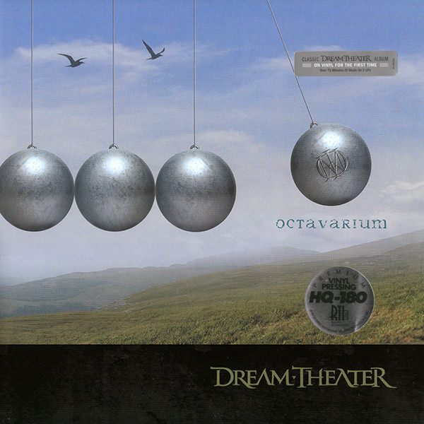 Виниловые пластинки Dream Theater OCTAVARIUM (180 Gram/Gatefold)