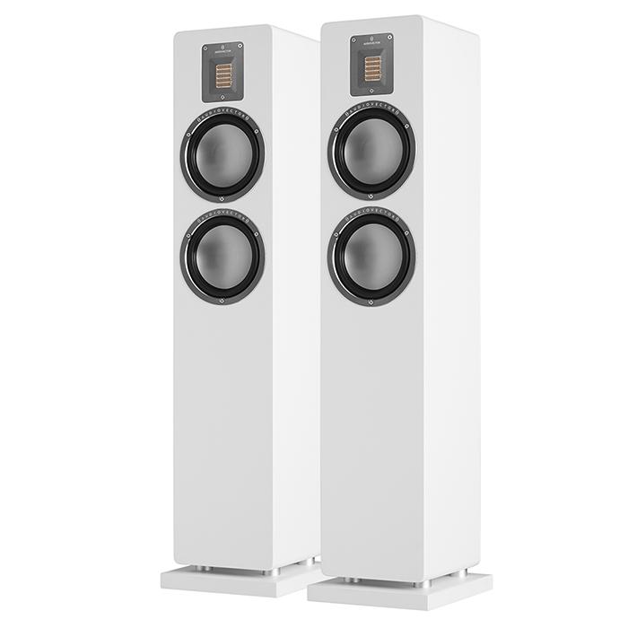 Напольная акустика Audiovector QR3 White Silk