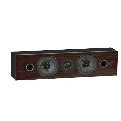 Акустика центрального канала ASW Opus C 14 Dark Oak/Eggshell Black акустика центрального канала vienna acoustics theatro piano black