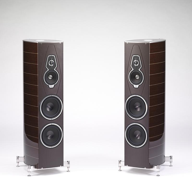 Напольная акустика Sonus Faber Amati Tradition wenge акустика центрального канала sonus faber homage vox wood