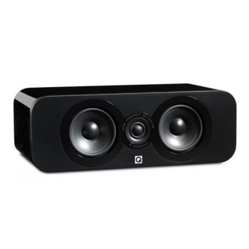 Акустика центрального канала Q-Acoustics Q3090C gloss black акустика центрального канала vienna acoustics theatro piano black
