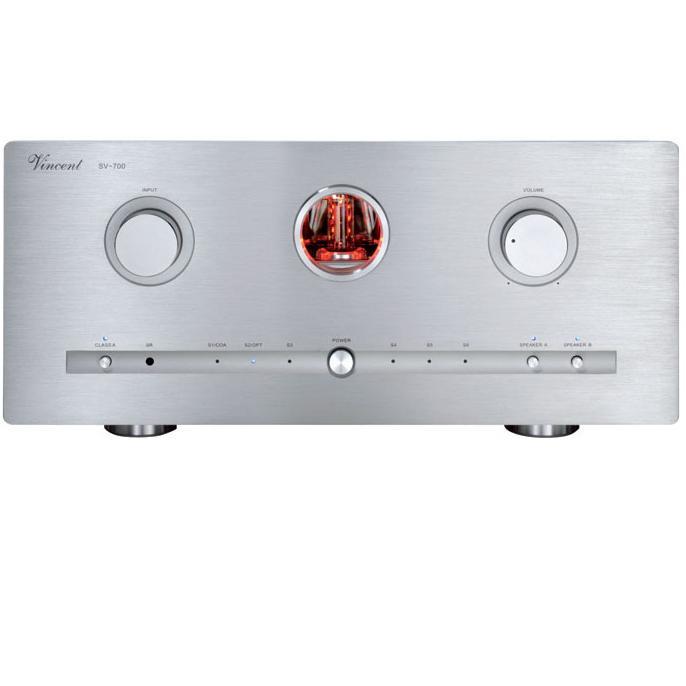 Интегральные стереоусилители Vincent SV-700 silver стоимость