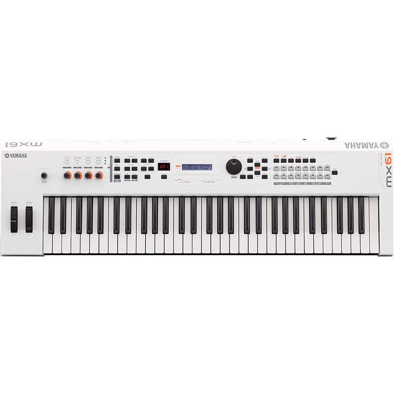 Синтезаторы и Пианино Yamaha MX61 WH
