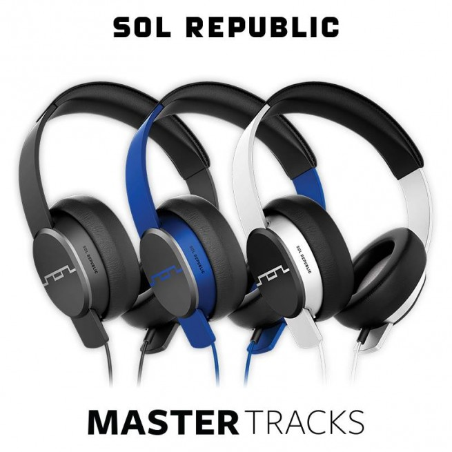 SOL REPUBLIC Master Tracks ХС