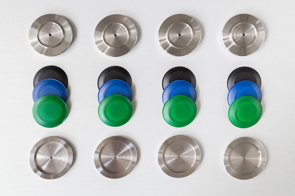 Аксессуары Inakustik для виброразвязки компонентов: принципы использования, теория и практика