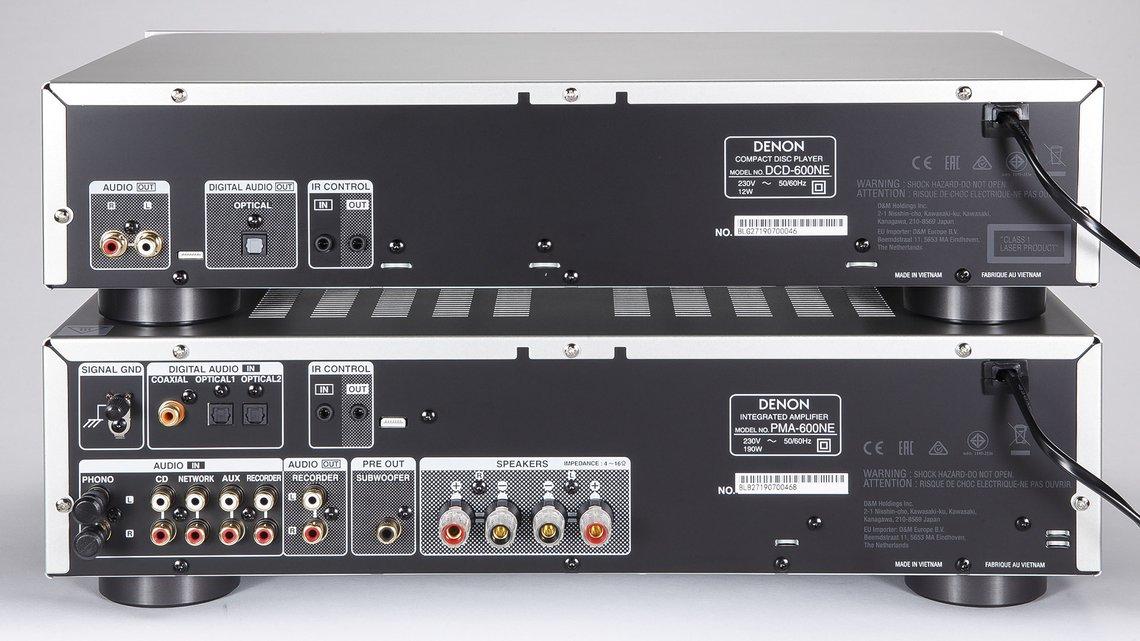 Denon PMA-600NE