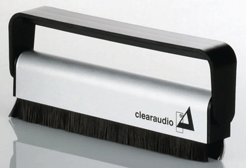 Щетка для ухода за винилом Clearaudio Record Cleaner
