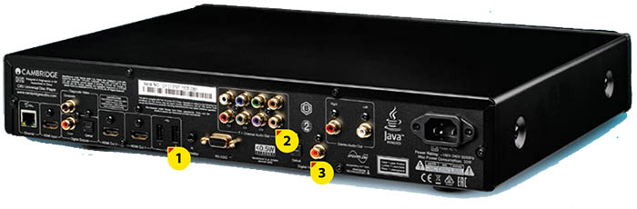 Cambridge Audio CXU