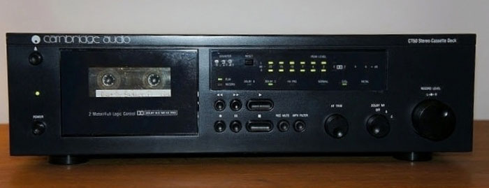 Cambridge Audio CT50 Tape Cassette Deck Recorder Player