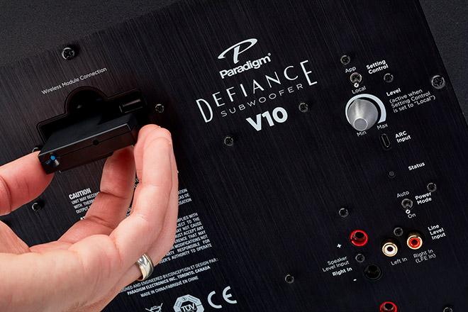 Paradigm Defiance - новые универсальные сабвуферы