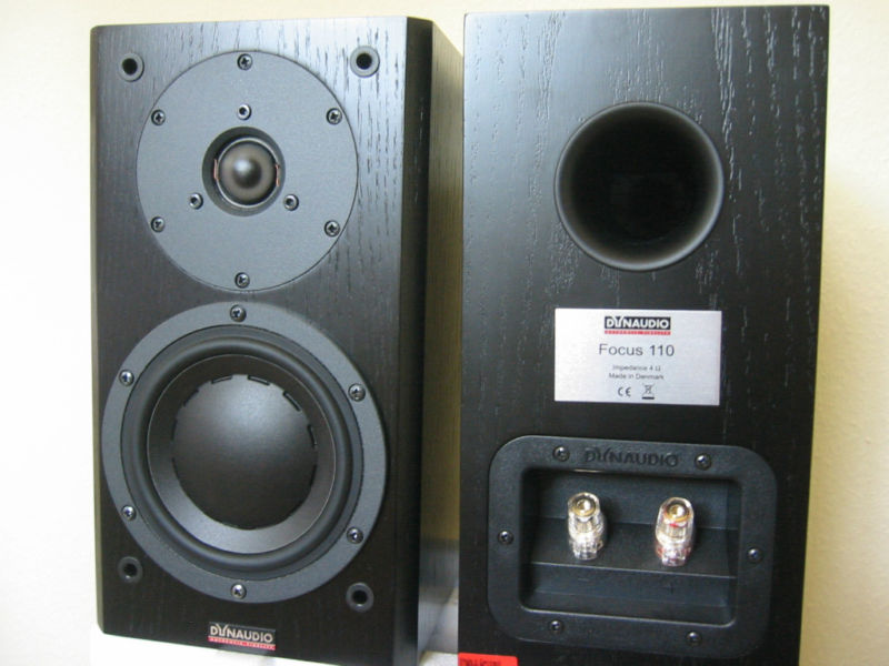 Акустическая система Dynaudio Focus 110